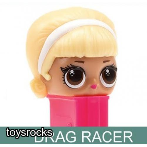 PEZ LOL SURPRISE Drag Racer