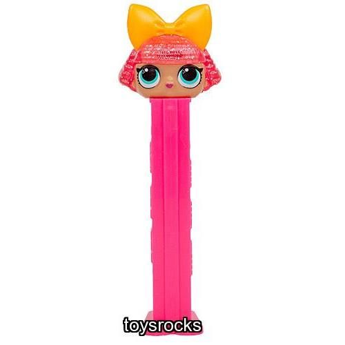 PEZ LOL SURPRISE Glitter Queen