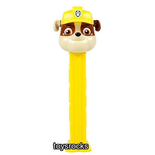 Pez Paw Patrol Rubble